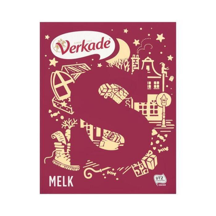 Chocoladeletter Melk (r, 200g)