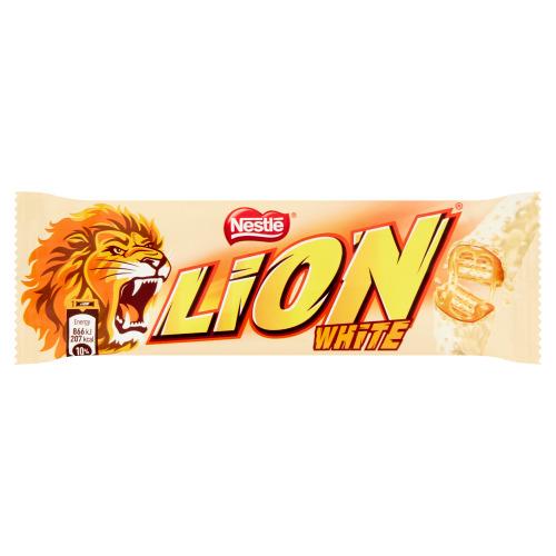 Lion White 42 g (42g)