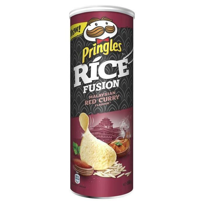 Pringles Rice Malaysian red curry (160g)