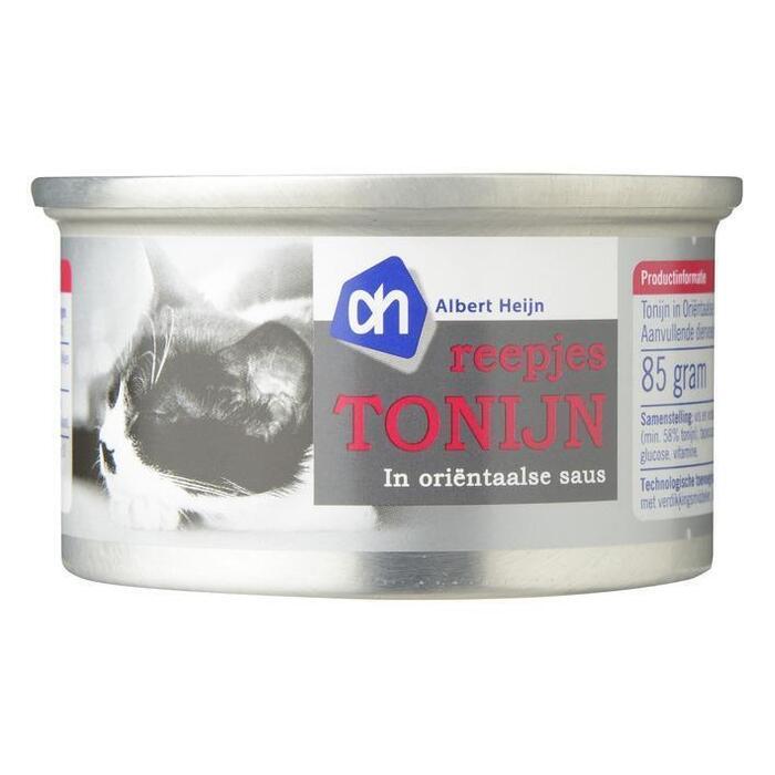 AH Tonijn in Orientaalse saus (85g)