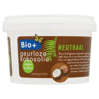 Kokosolie geurloos (Stuk, 0.5L)