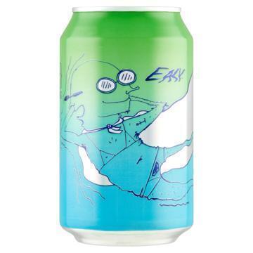 Lervig Easy Dubbel Dry-Hopped Pale Ale Blik 330 ml (33cl)
