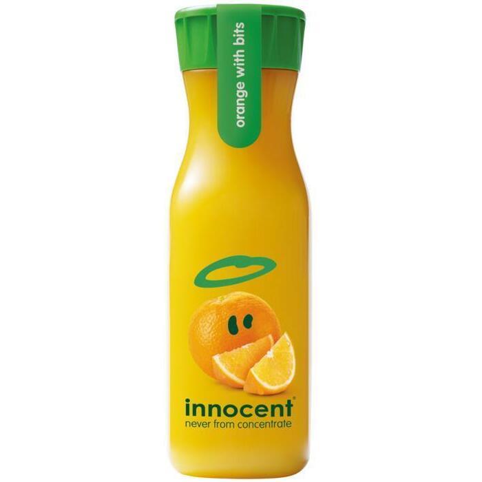 Orange with Bits 330 ml (33cl)