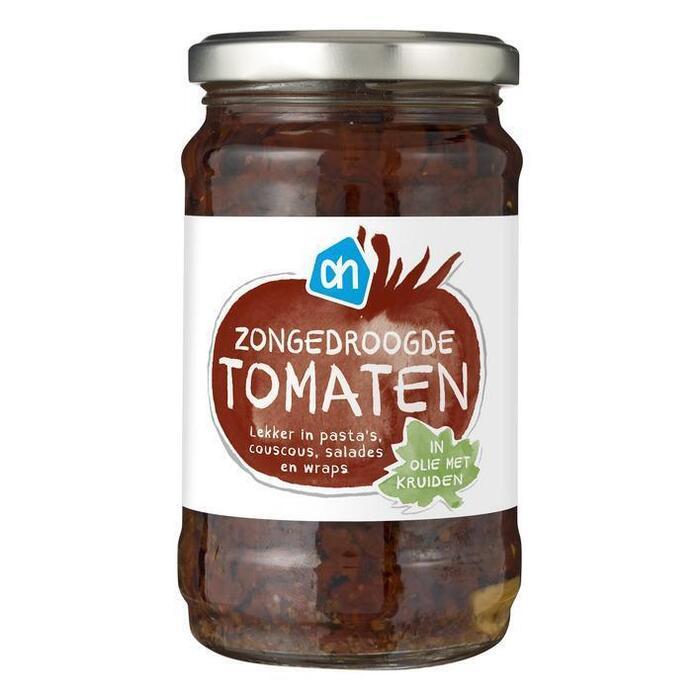 Zongedroogde Tomaten (pot, 295g)