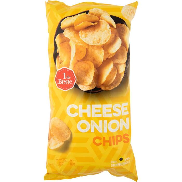 Chips cheese onion (225g)
