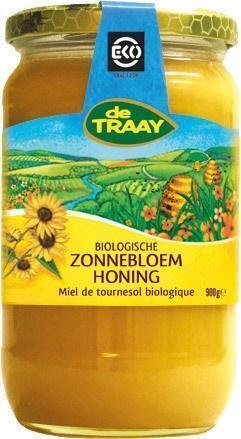 Zonnebloemhoning (900g)