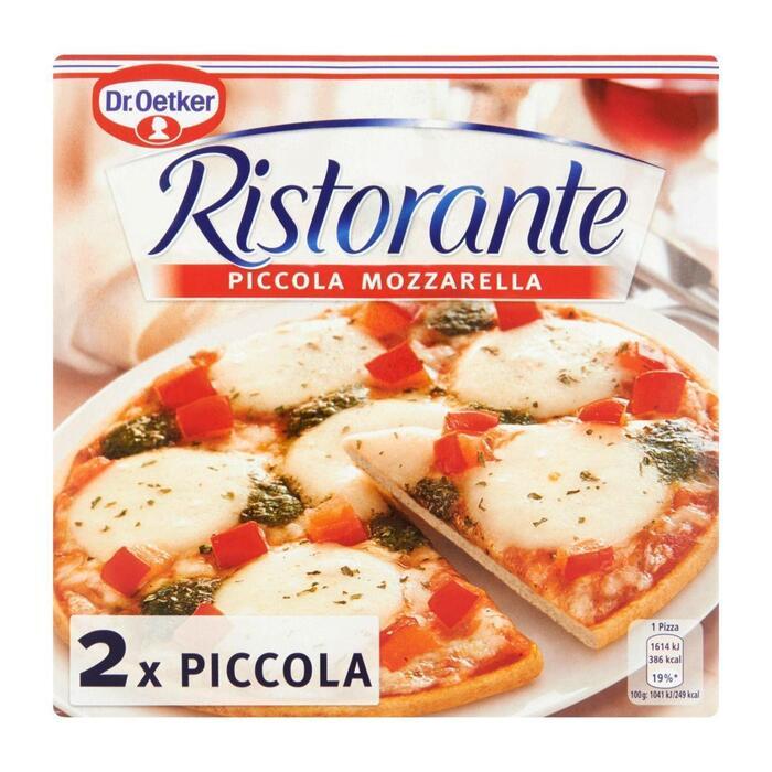 Ristorante Piccola Mozzarella (stuk, 320g)