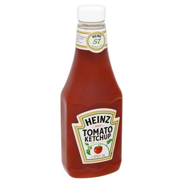 Tomato Ketchup (plastic fles, 0.88L)