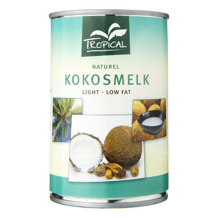 Kokosmelk Light (40cl)