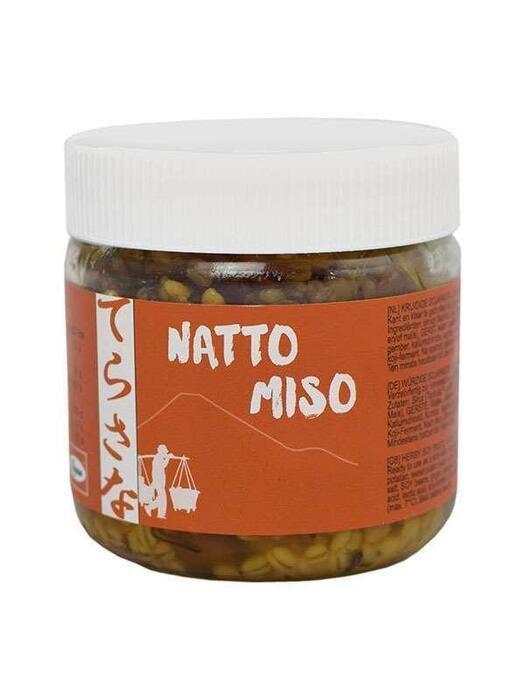 Natto miso (zoete miso) TerraSana 300g (300g)