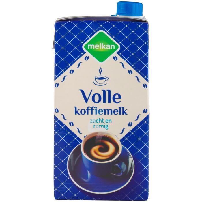 Volle koffiemelk (pak, 47.1cl)