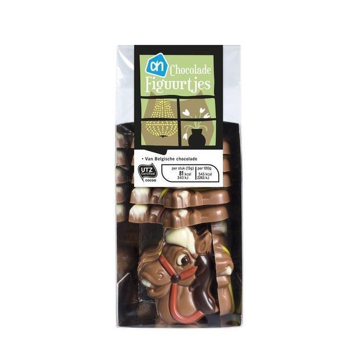 AH Chocoladefiguurtjes EP (150g)