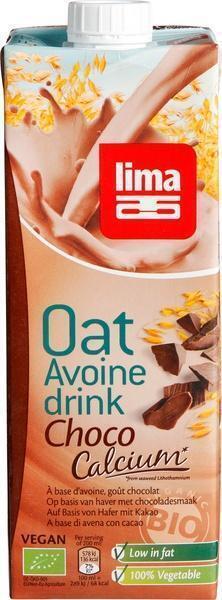 Oat drink Choco Calcium (1L)