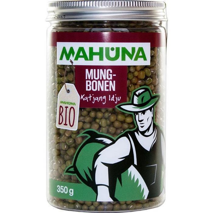 Mung bonen bio (350g)