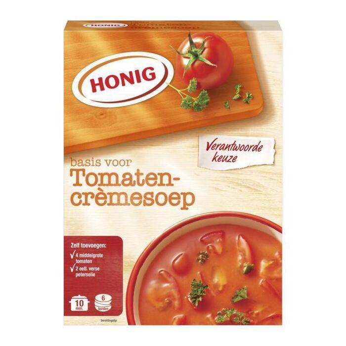 Tomaten-cremesoep (Stuk, 112g)