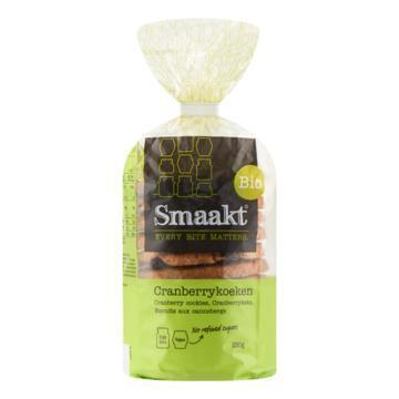 Smaakt Spelt muesliekoeken (250g)