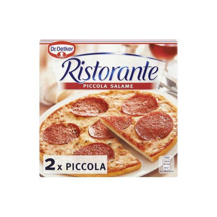 Ristorante Piccola Salame (stuk, 2 × 140g)