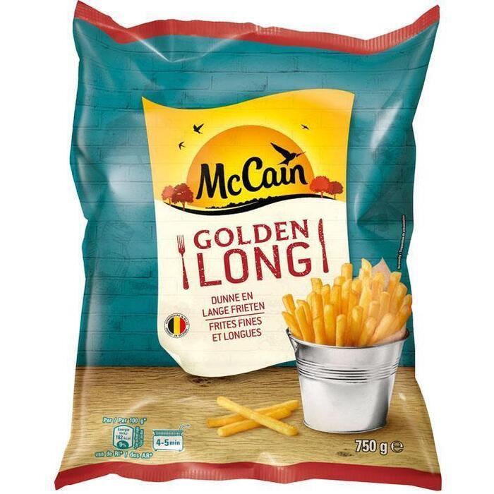 McCain Golden long frites (750g)
