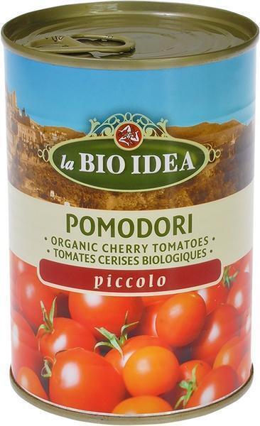 Pomodori Piccolo (blik, 400g)