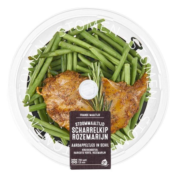 Stoommaaltijd kip-rozemarijn (bak, 450g)