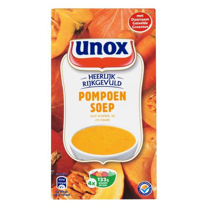 Pompoensoep (pak, 1L)