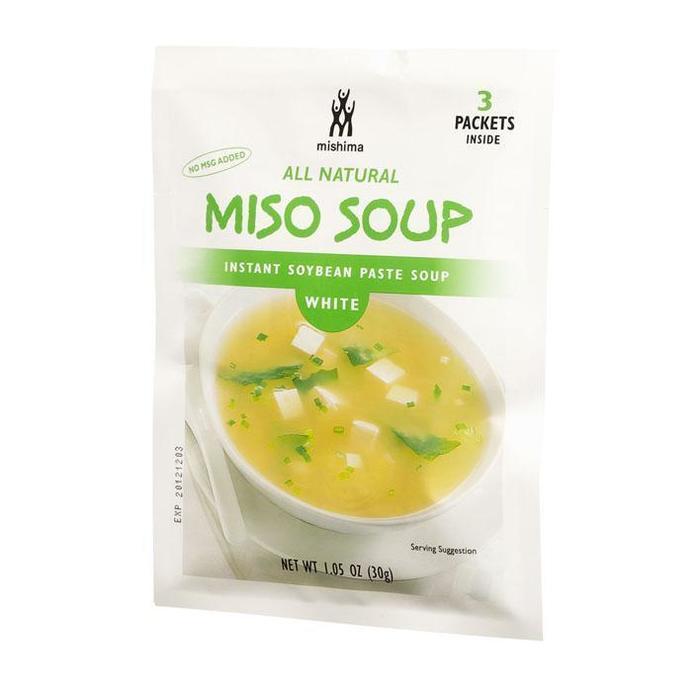 Miso soup white (zak, 30g)