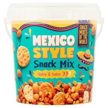Mexican mix pinda's en zoutjes (425g)