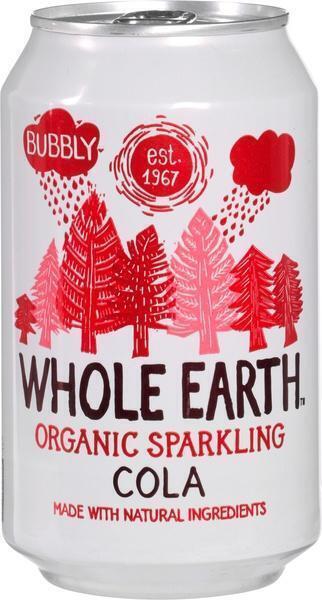 Whole Earth Cola (blik, 33cl)