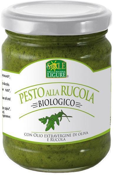Pesto alla rucola (130g)