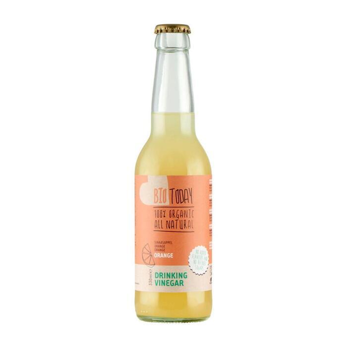 Bio Today Drinking Vinegar Orange 330 ml (33cl)