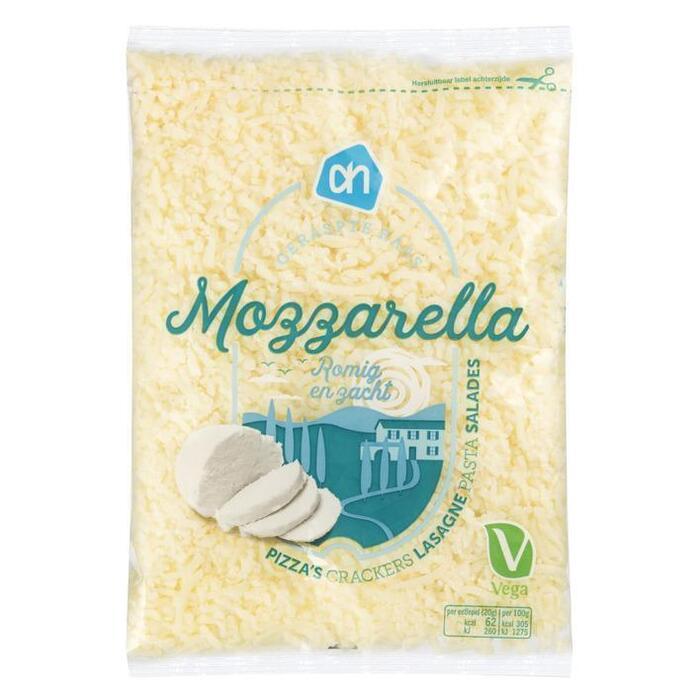 AH Geraspte mozzarella (150g)