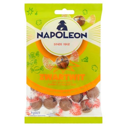 NAPOLEON ZWART-WIT 150 GRAM. (150g)