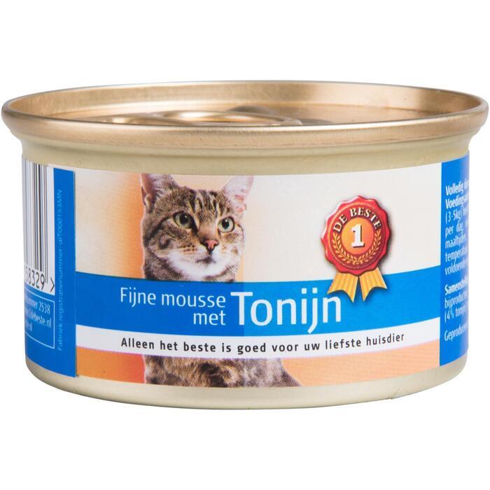 Mousse tonijn (85g)