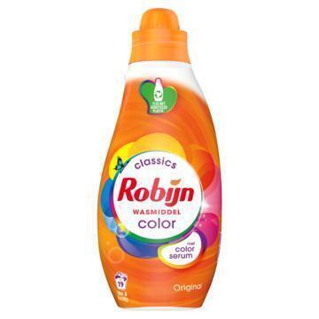 Robijn Klein & krachtig color wasmiddel (0.66L)