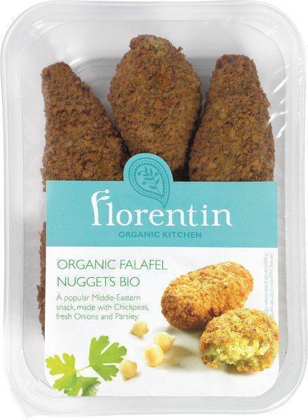Organic Falafel Nuggets Bio (285g)