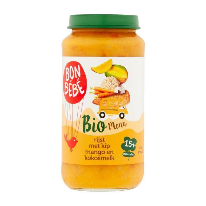 Bonbébé M1505 Rijst kip mango melk (250g)