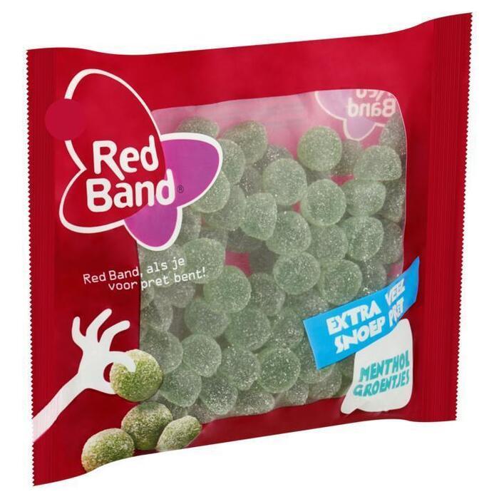 Red Band Menthol Groentjes 418g (418g)
