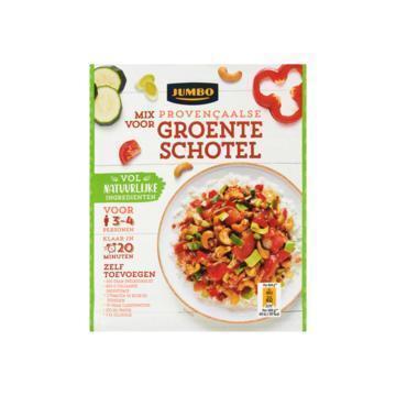 Jumbo Mix voor Provençaalse Groenteschotel 60 g (60g)