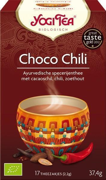 choco chili (builtje)
