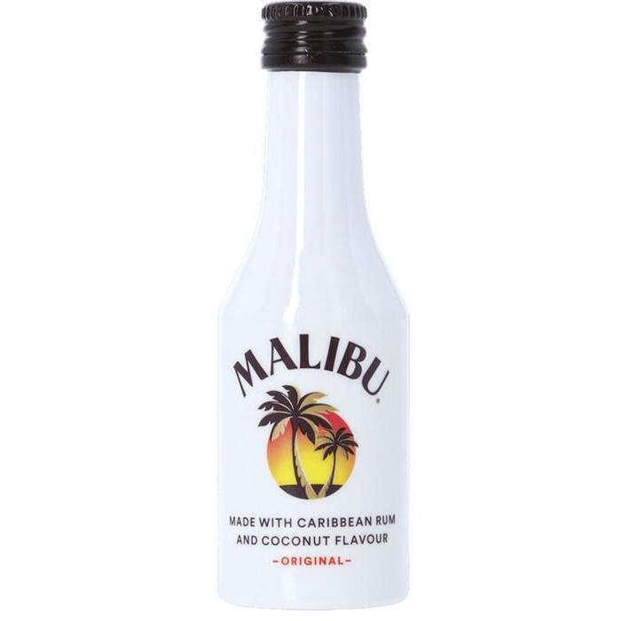 Malibu Caribbean rum coconut mini (rol, 50ml)