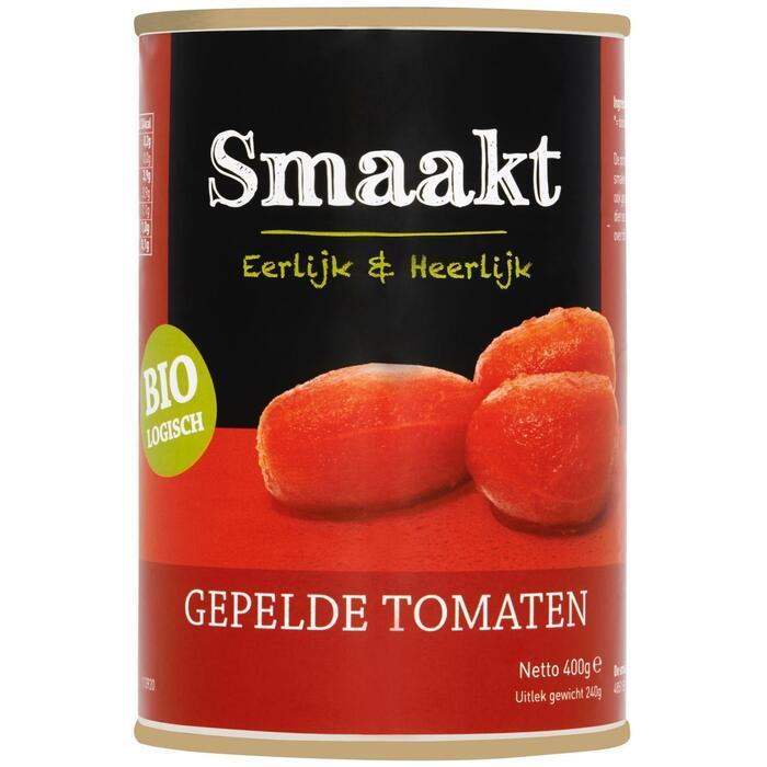 Gepelde Tomaten (Stuk, 400g)