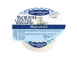 Zuivelhoeve dessert basis kwark naturel (150ml)