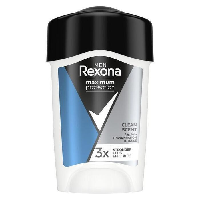 Rexona Deodorant Stick Men Maximum Protection Clean Scent 45ml (45ml)