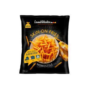 Lamb Weston Skin-on fries (750g)