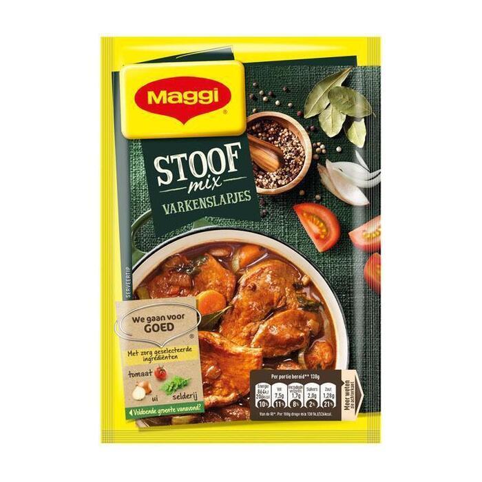 Stoofmix varkenslapjes (36g)