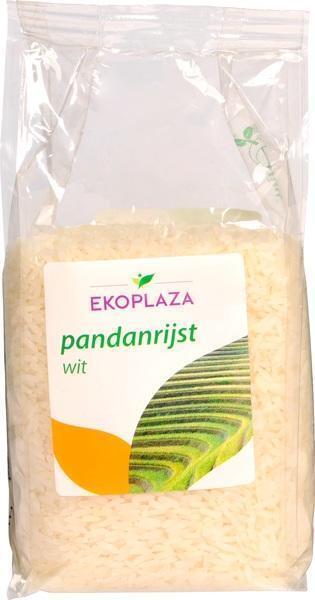 Pandanrijst wit (zak, 500g)