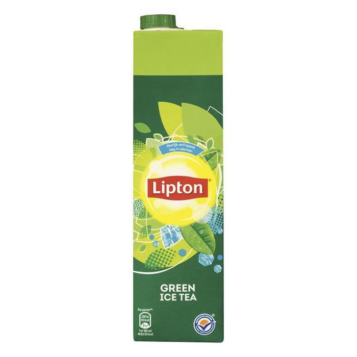 Lipton Ice Tea Green (kartonnenpak, 1L)