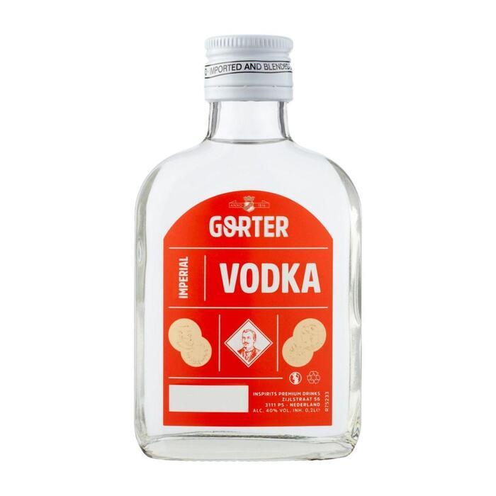 Gorter Vodka (200ml)