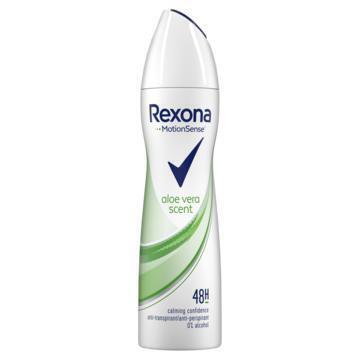 Rexona Deodorant spray women fresh aloe vera (150ml)