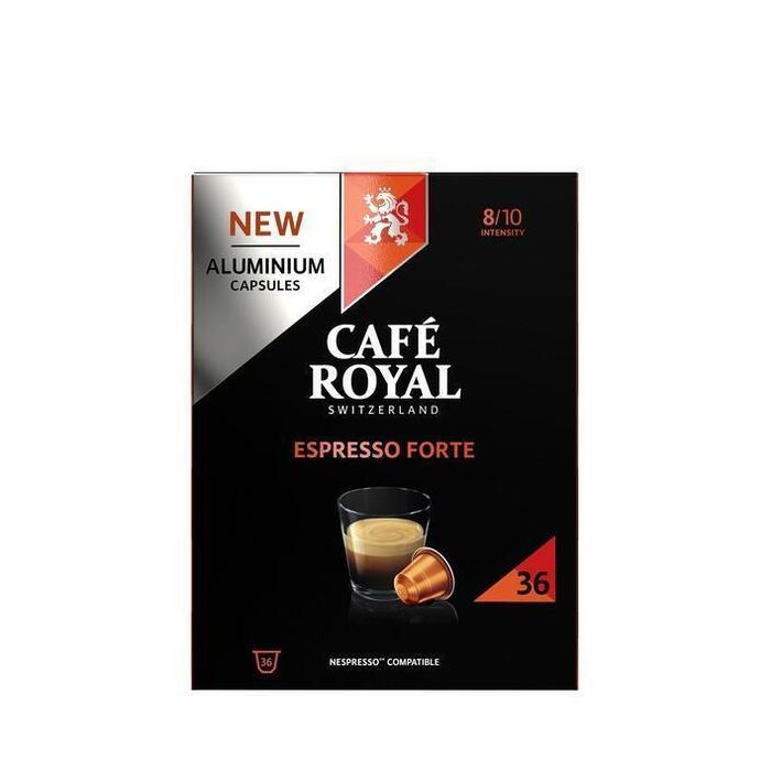 Café Royal Espresso forte